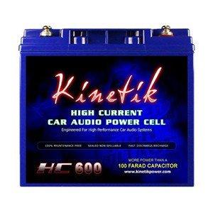 kinetik hc600