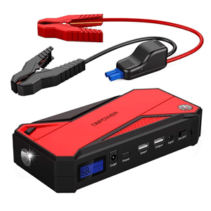 dbpower 18000mah portable car jump starter
